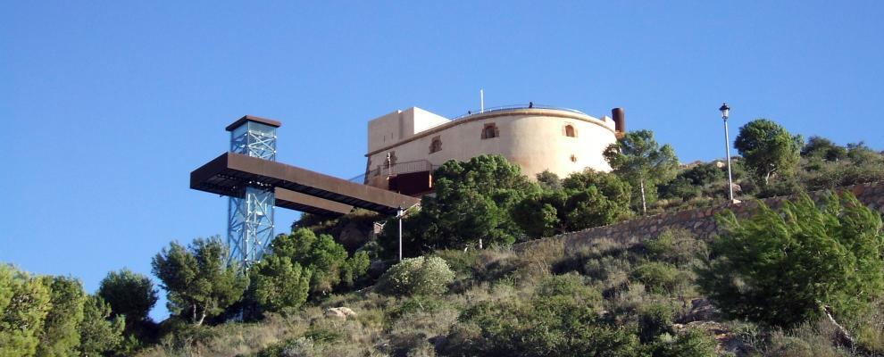 Castillo de San Juan de las Aguilas