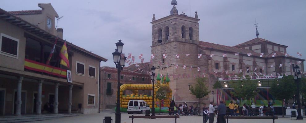 Escalona Del Prado