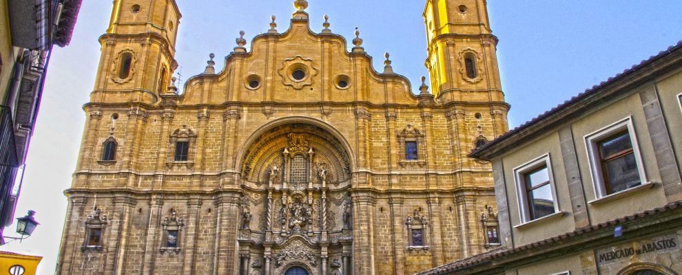 Ex - Colegiata de Santa María la Mayor