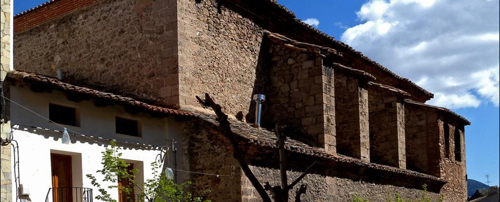 Qu ver y d nde dormir en camarena de la sierra teruel clubrural - Casa rural camarena de la sierra ...