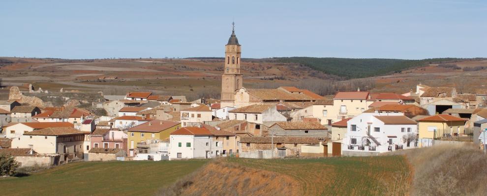 Torrecilla Del Rebollar