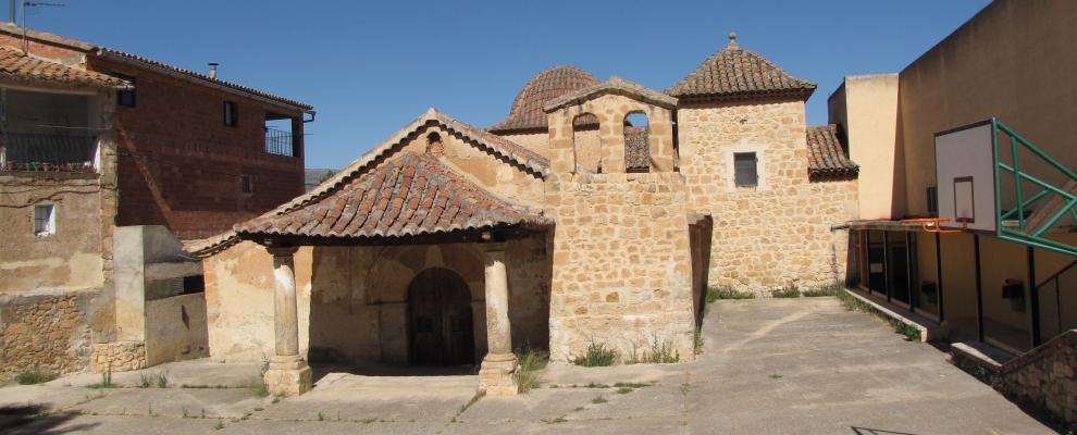 Ermita de la virgen de la huerta en ademuz valencia clubrural - Casa rural ademuz ...