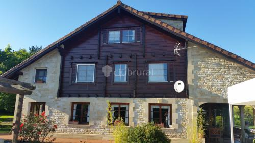 Opiniones la casa de madera vizcaya arrieta clubrural for La casa de madera