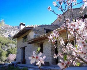 Raco del sord casa rural en abdet alicante clubrural - Casa rural guadalest ...