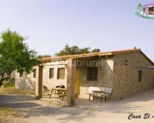 El mirador el aljibe vivienda vacacional en tahal almer a clubrural - Casa rural tahal ...