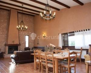 Las madro as casa rural en el robledo ciudad real for Casa rural jardin del desierto