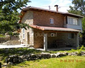 Casa concha mart nez casa rural en ferreira lugo clubrural - Casa de sixto paderne ...