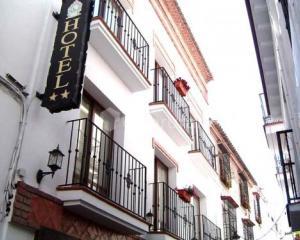 Como llegar a hotel al andalus en torrox m laga for Como llegar al ministerio del interior