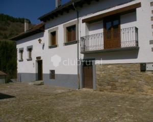 Casa pierra casa rural en ochagavia navarra clubrural - Casa rural en ochagavia ...