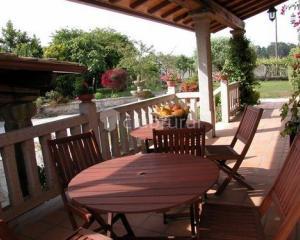 Casa ameneiros casa rural en sangenjo sanxenxo pontevedra clubrural - Casa rural ameneiros sanxenxo pontevedra ...