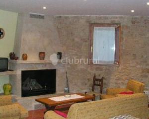 Casa el pajar casa rural en castelseras teruel clubrural - Casa rural el pajar ...